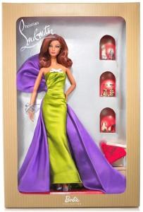 Christian Louboutin Anemone Barbie