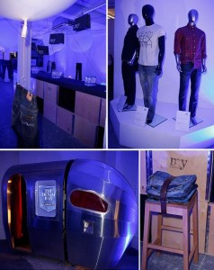 my-wardrobe Denim Bar pop-up shop