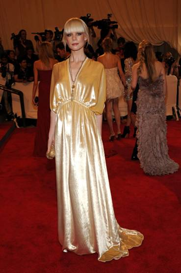 MET Ball 2010: Erin Fetherston in Juicy