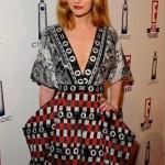 Lydia Hearst wears Deola Sagoe