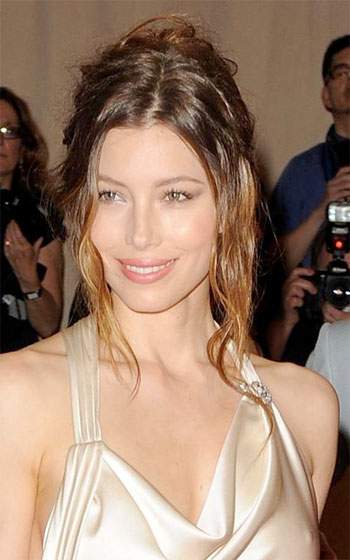 Get The Look: Jessica Biel @ The Met Ball 2010