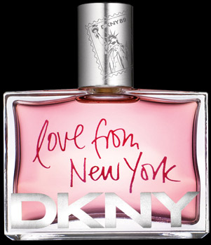 Review: Love From New York by DKNY