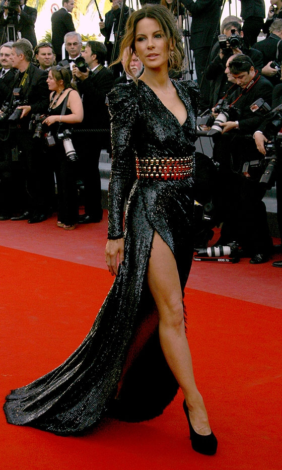 Kate Beckinsale in Balmain