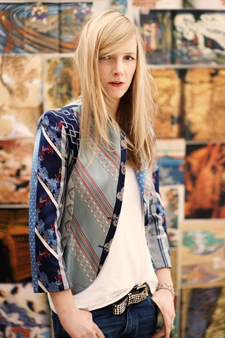 Sarah Burton named new creative director at Alexander McQueen