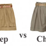 Steep Vs Cheap: Khaki Shorts