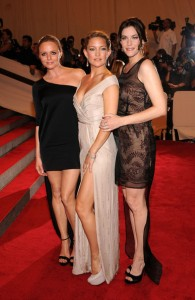 Stella McCartney, Kate Hudson and Liv Tyler