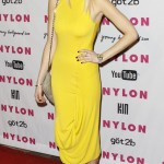 Whitney Port in Rachel Roy