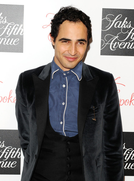 Is Zac Posen going to Paris?
