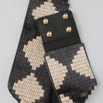 Lunchtime buy: Fiona Paxton Poppie belt