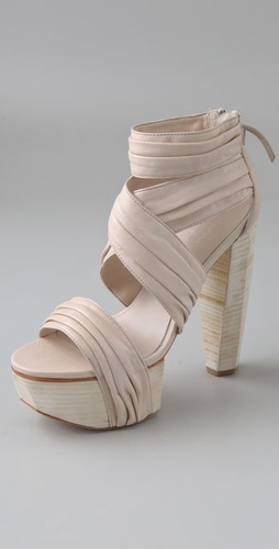 Lunchtime buy: Joe's Jeans Diva platform sandals