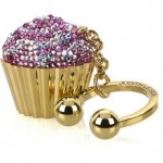 Lunchtime buy: Judith Leiber Cupcake keyfob