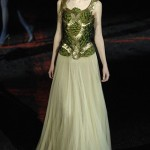 Alexander McQueen dresses for auction
