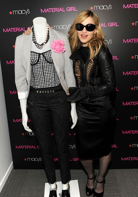 First look: Madonna and Lourdes' Material Girl line
