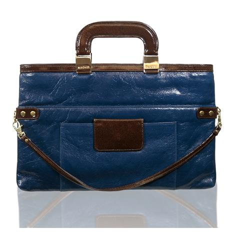 Mr. Big Cobalt Blue Oversized Clutch