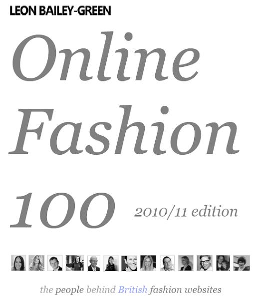 The Online Fashion 100 (2010)