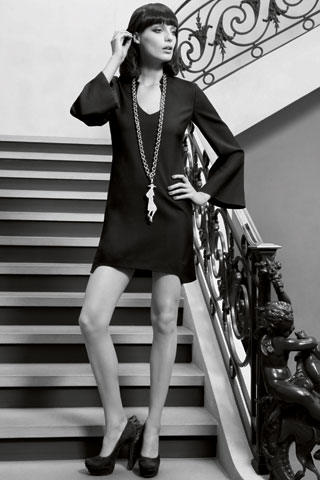 Daria Werbowy for YSL