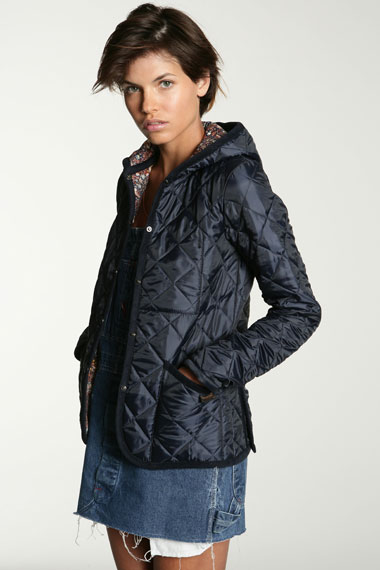 Lunchtime buy: Lavenham Craydon Quilted Liberty Jacket