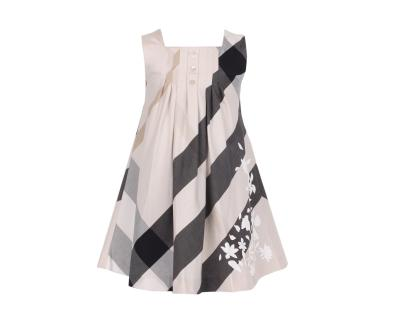 Lunchtime buy: Burberry Sleeveless Check Dress
