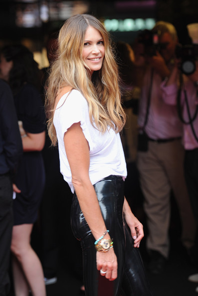 Elle Macpherson's in trouble for eating rhino horn
