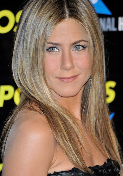 Jennifer Aniston comes to London