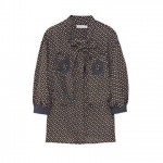 Lunchtime buy: See by Chloé Checked Silk-blend Shirt