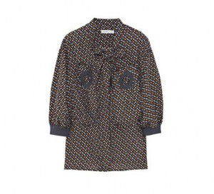 See by Chloe Checked Shirt