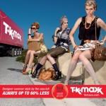 TK Maxx opens flagship store
