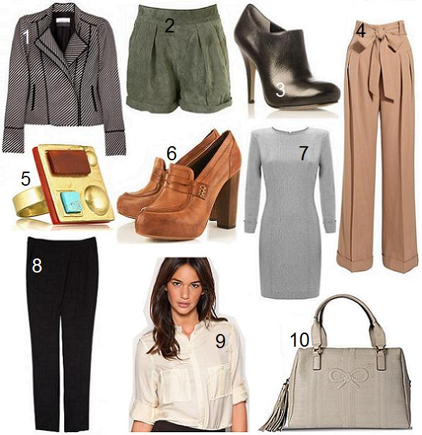10 Hottest items this week – workwear