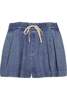 Lunchtime buy: 3.1 Phillip Lim denim drawstring shorts