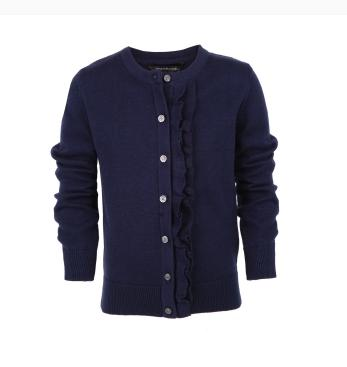Lunchtime buy: Little Marc Jacobs blue ruffled cardigan
