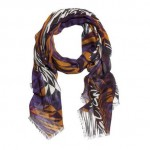 Lunchtime buy: Matthew Williamson graphic printed scarf