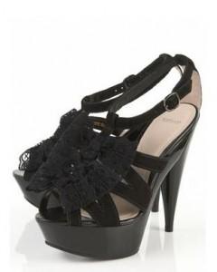 Topshop Lorna heels