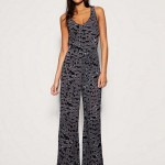 Lunchtime buy: Warehouse feather animal jumpsuit