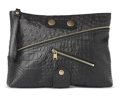 Lunchtime buy: Alexander McQueen faithful pochette clutch