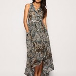 Lunchtime buy: ASOS biker maxi dress