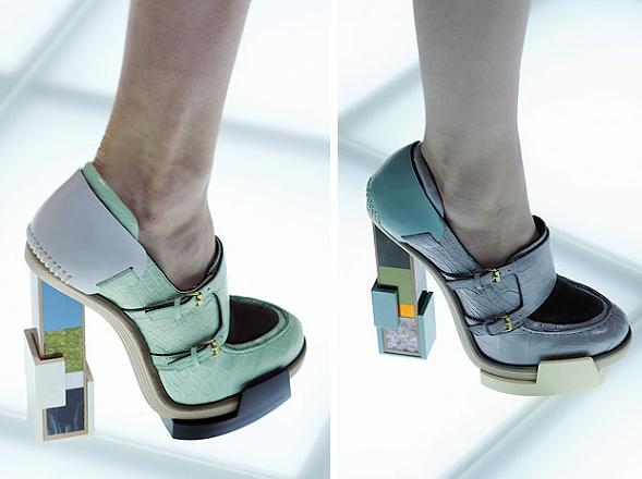 All hail Balenciaga, creators of the perfect shoe