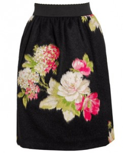 Lunchtime buy: Dolce & Gabbana balloon skirt
