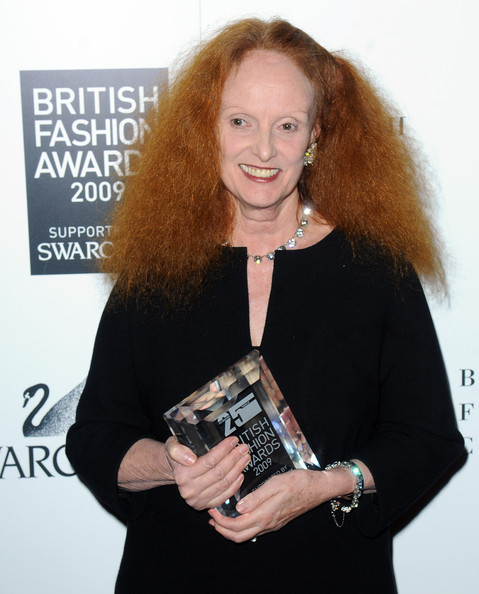 Grace Coddington to release memoirs book
