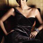 Halle Berry on the cover of US Vogue's September issue