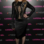 Problems with Madonna's Material Girl line?