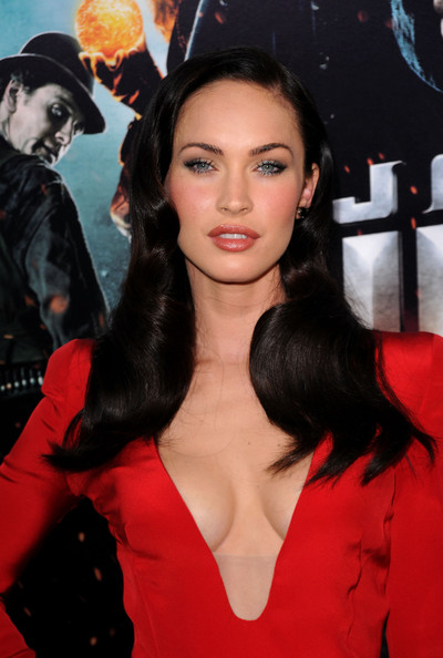 Megan Fox is the new face of Giorgio Armani Cosmetics