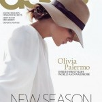 Olivia Palermo makes ASOS magazine cover