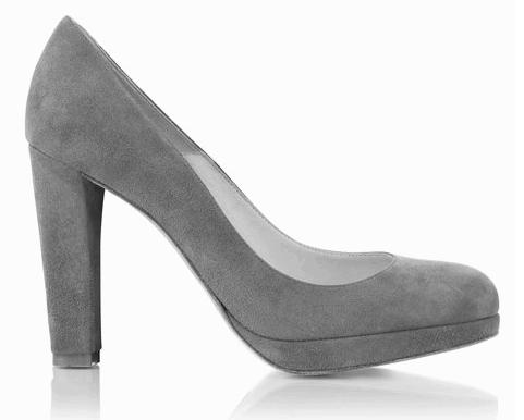 Lunchtime buy: Smoky Quartz Palermo Shoe