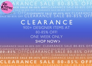 theOutnet clearance sale