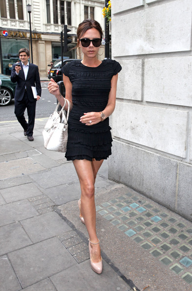 Victoria Beckham and Katie Hillier launch handbag line?