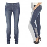 Lunchtime buy: Victoria Beckham Denim mid-rise skinny jeans