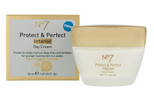 No 7 Protect and Perfect Intense