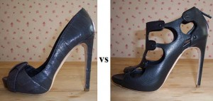 Rupert Sanderson Muscadet vs Diamond