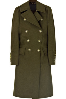 Steep vs Cheap: the military coat