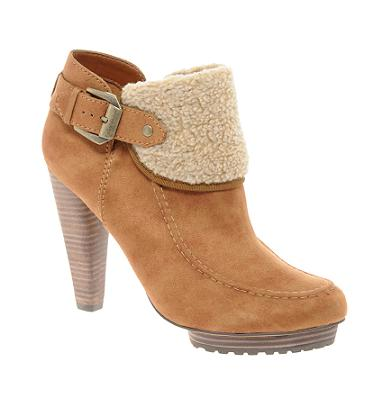 Lunchtime buy: ASOS Tombola Shearling Boot